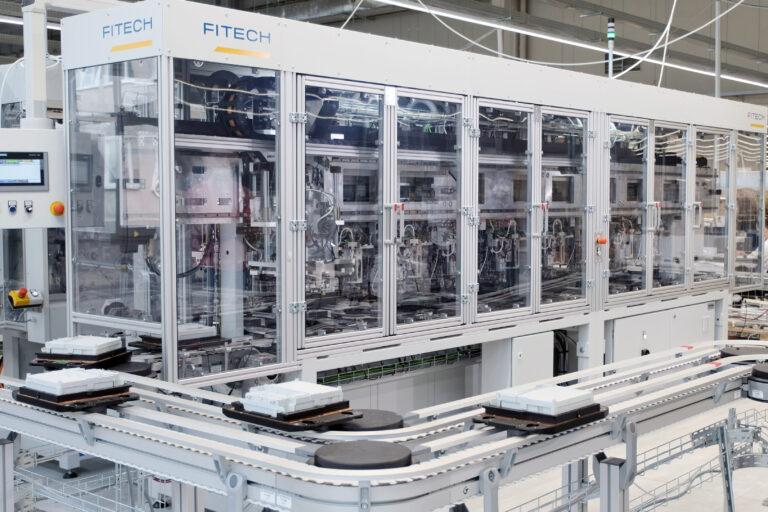 Automatyzacja produkcji – z FITECH nie trzeba się jej bać