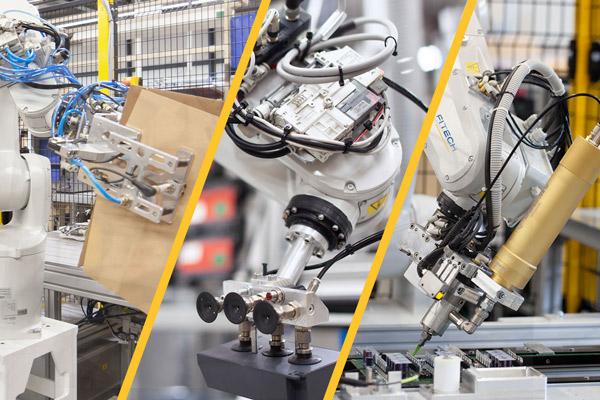 Fitech opinie – praca w jakich branżach najchętniej zastępowana jest robotami?